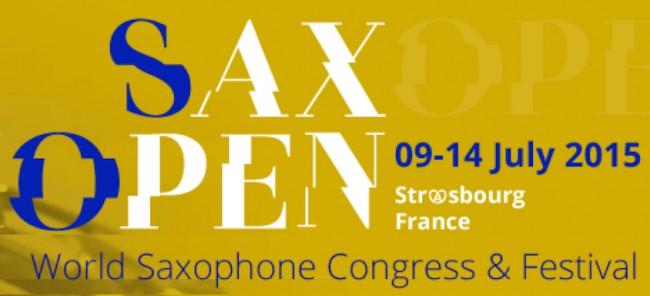 LOGO Sax Open
