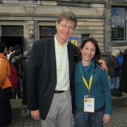 With Jérôme Selmer