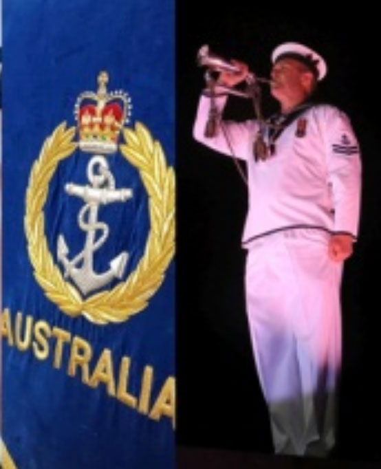 Royal Australian Navy Band New CD – First Light at Uluru with Didgeridoo William Barton